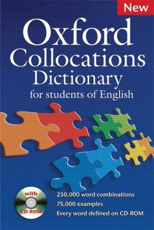 Buy from Oxford Collocations Dictionary for students of English