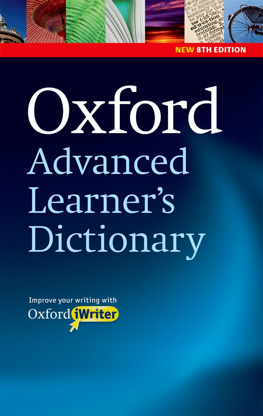 Oxford Advanced Learner's Dictionary, 8th Edition Paperback with CD-ROM