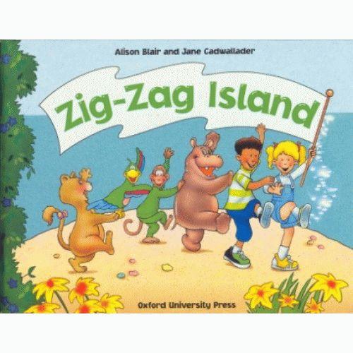Zig-Zag Island Pupil's Book