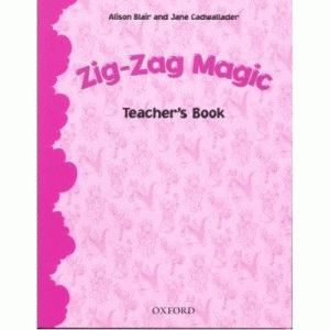 Zig-Zag Magic Teacher's Book