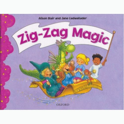 Zig-Zag Magic Pupil's Book