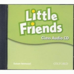 Little Friends CD