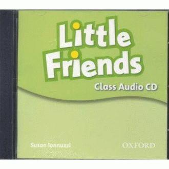 Little Friends CD