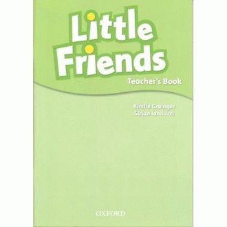 Little Friends Teacher's Book