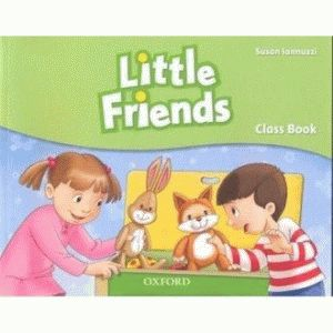 Little Friends Student's Book
