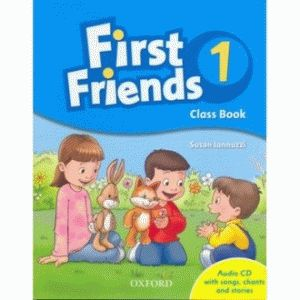 First Friends 1 Class Book