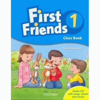 First Friends 1 Class Book
