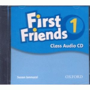 First Friends 1 CD