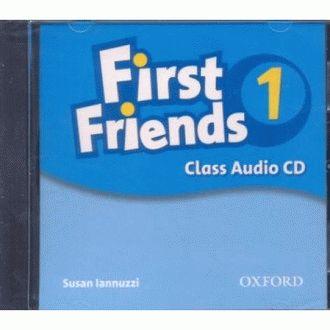 First Friends 1 CD