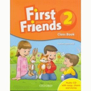 First Friends 2 Class Book
