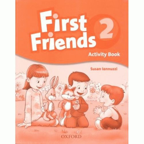 First Friends 2 Activity book