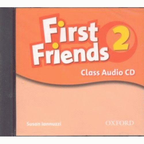 First Friends 2 CD