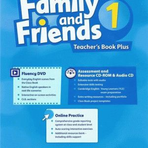Family and Friends 1 2nd ed Teacher's Book Pack