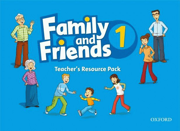 Family and Friends 1 2nd ed Teacher's Resource Pack