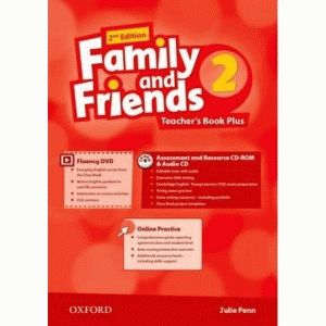 Family and Friends 2 2nd ed Teacher's Book