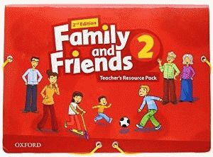 Family and Friends 2 2nd ed Teacher's Resource Pack
