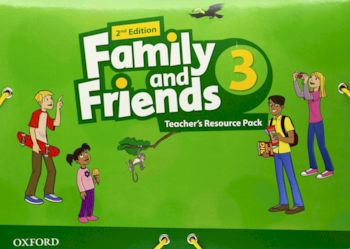 Family and Friends 3 2nd ed Teacher's Resource Pack
