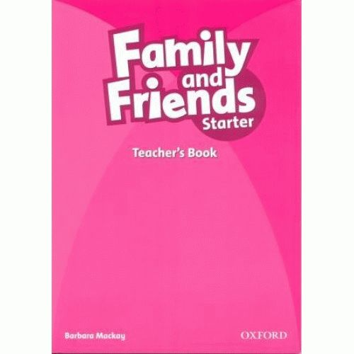 Family and Friends Starter Teacher's Book
