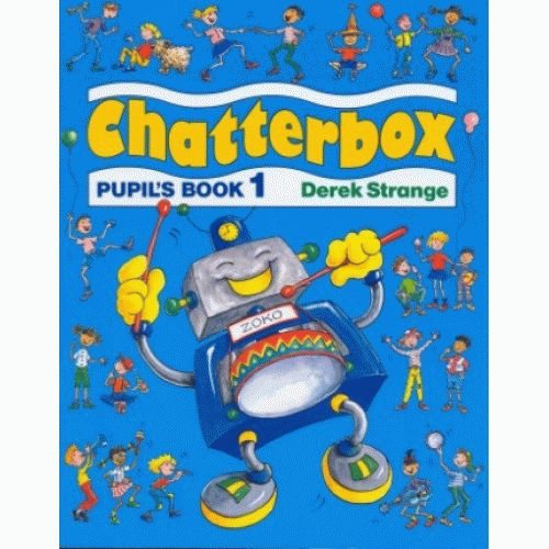 Chatterbox 1 Pupil's Book