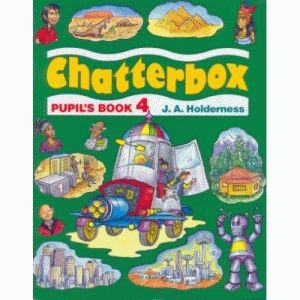Chatterbox 4 Pupil's Book