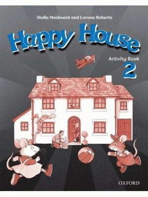 Happy House 2 Activity Book+CD