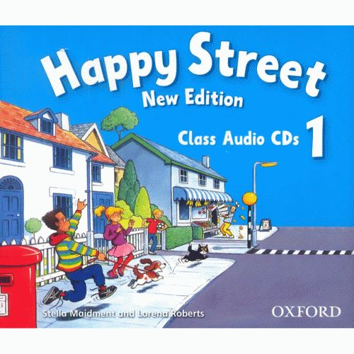 Happy Street 1 CD