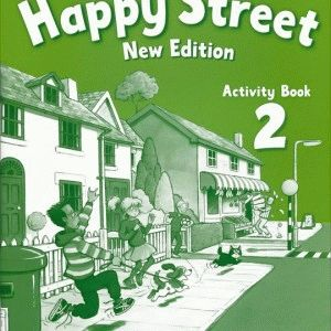 Happy Street 2 Activity Book+CD