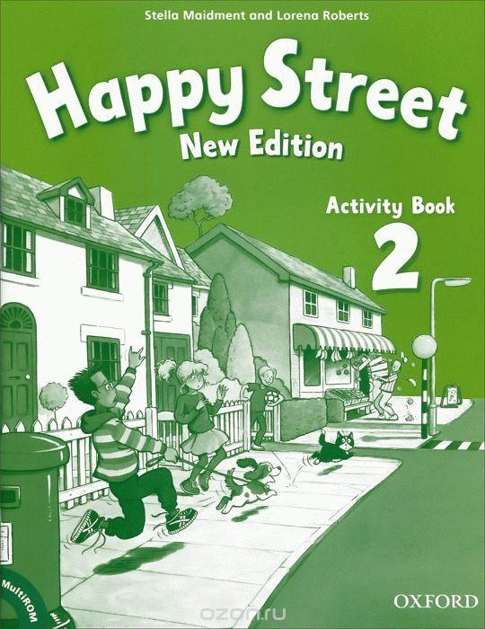 Happy Street 2 Activity Book+CD