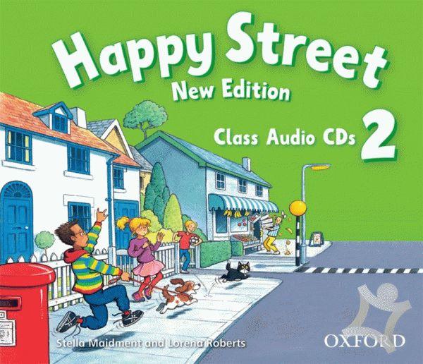 Happy Street 2 CD