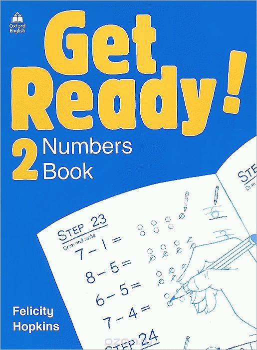 Get Ready ! 2 NUMBERS BOOK