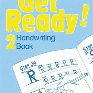 Get Ready ! 2 HANDWRITING BOOK