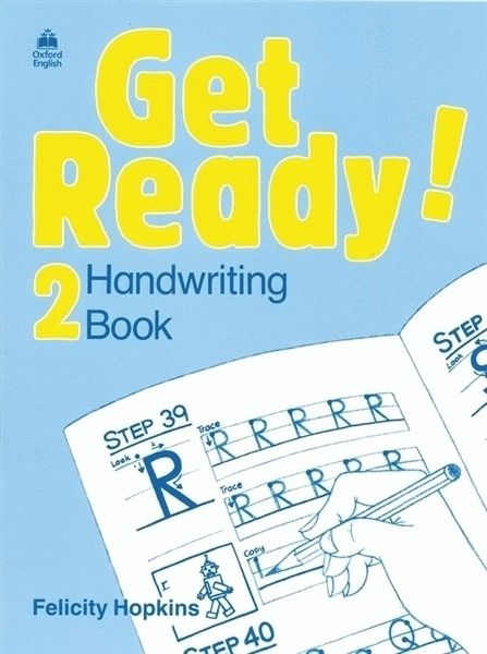 Get Ready ! 2 HANDWRITING BOOK
