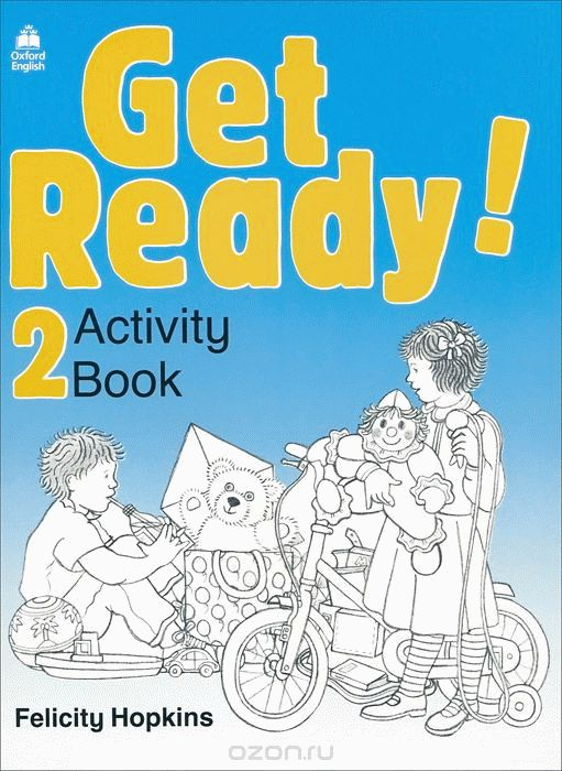 Get Ready ! 2 Activity Book