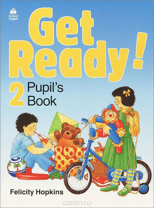 Get Ready ! 2 Pupil's Book