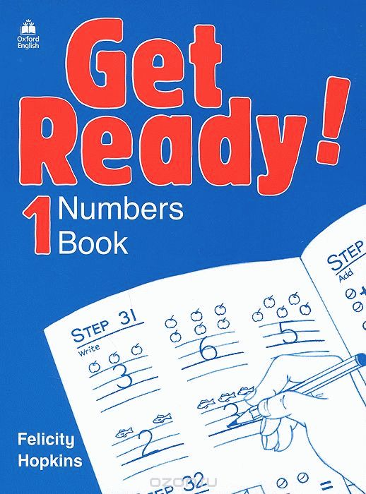 Get Ready ! 1 NUMBERS BOOK