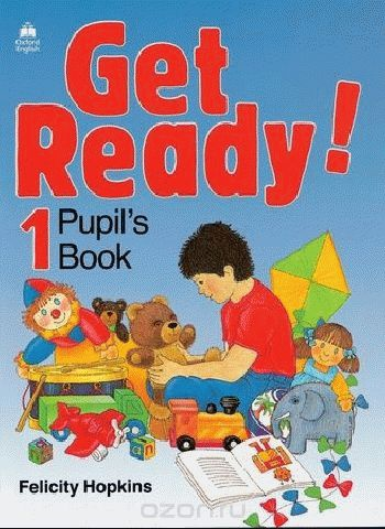 Get Ready ! 1 Pupil's Book