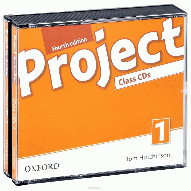 Project 4Ed 1 Class Audio CDs