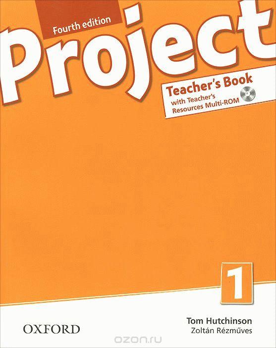 Project 4Ed 1 Teacher's Book