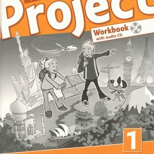 Project 4Ed 4Ed 1 Workbook with Audio CD