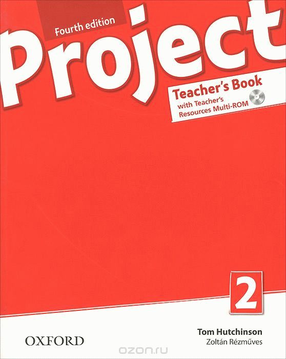 Project 4Ed 2 Teacher's Book