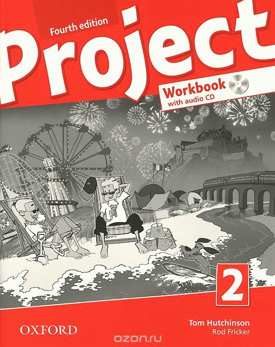 Project 4Ed 2 Workbook with Audio CD