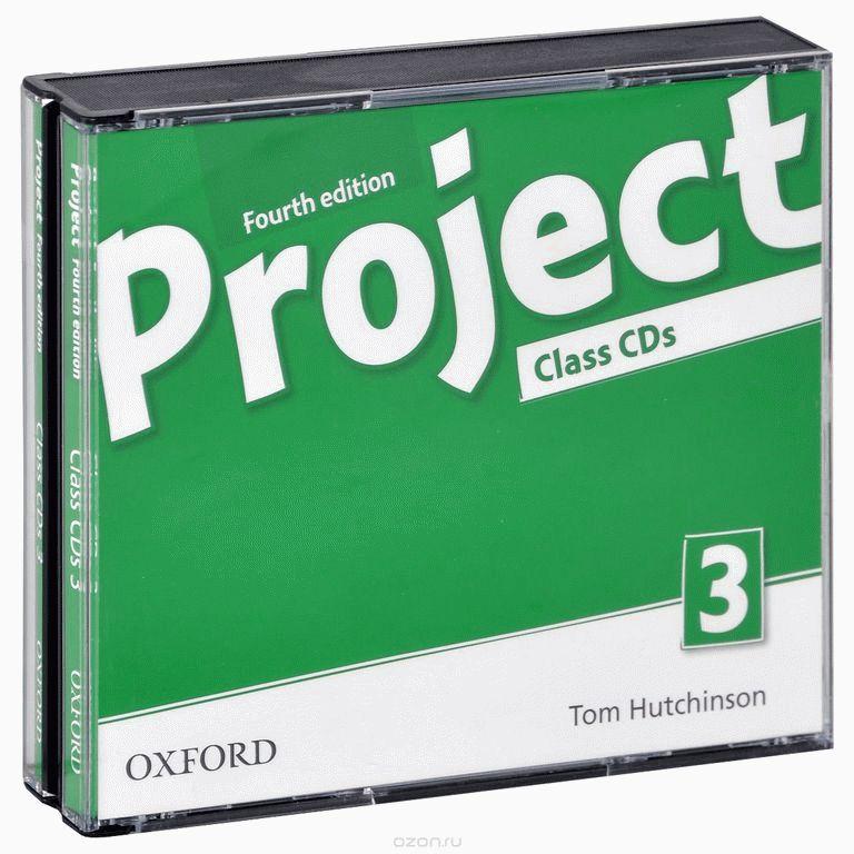 Project 4Ed 3 Class Audio CDs