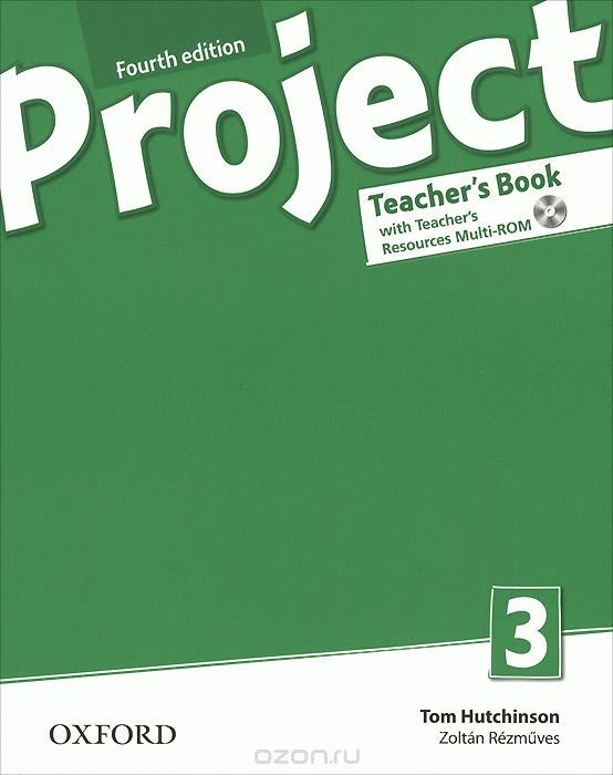 Project 4Ed 3 Teacher's Book