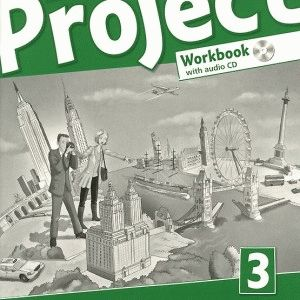 Project 4Ed 3 Workbook with Audio CD