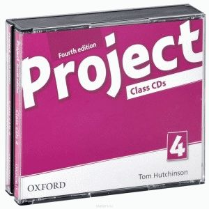 Project 4Ed 4 Class CD (2 Disc)
