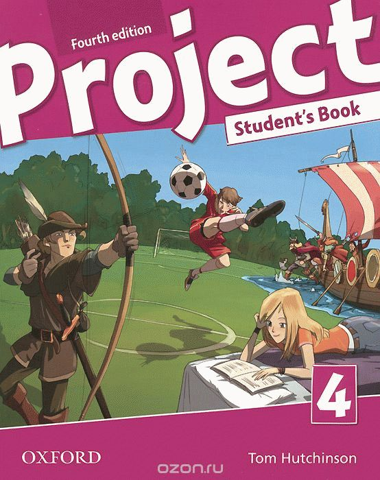 Project 4Ed 4 Student's Book