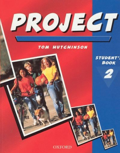 Project 2Ed 2 Student's Book