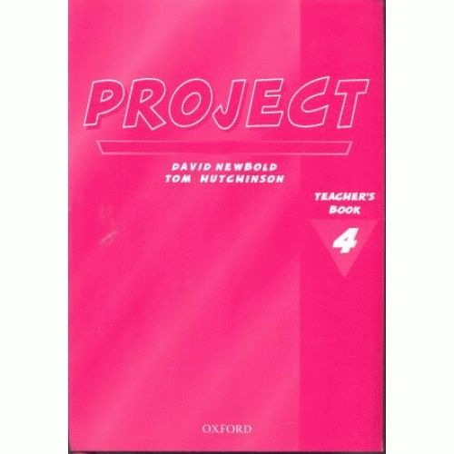 Project 2Ed 4 Teacher's Book