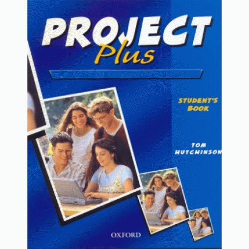 Project 2Ed Plus Student's Book