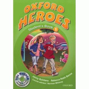 Oxford Heroes 1 Student Book Pack